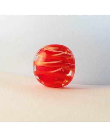 Audrey SeR: Perle en verre de Murano n° 2 - 22x23 mm