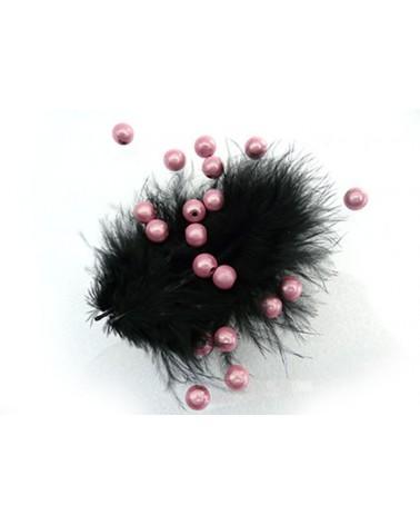 100-Perles-magiques-8mm-rose-rose