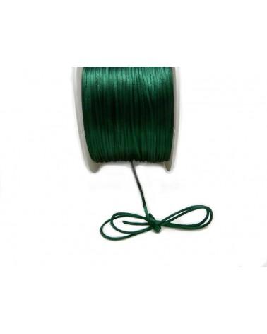 Queue de rat 1.2mm vert foncé x 2.5 mètres