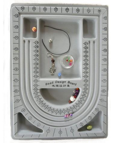 Plateau pour perles n°2  33 X 24.5mm