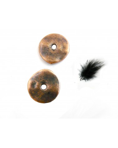 Donut  21.5mm cuivre