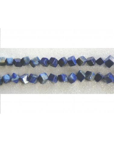 lapis lazuli lisse 10mm Bleu-x 5