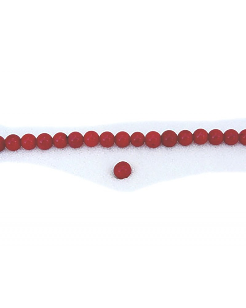corail rouge 6mm