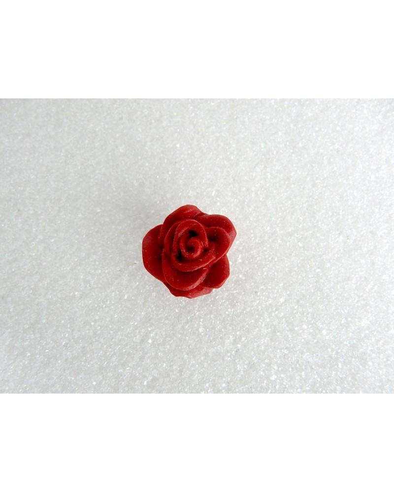 Fleur-imitation-Cinabre-Rouge-16mm X 1-P26-16mm