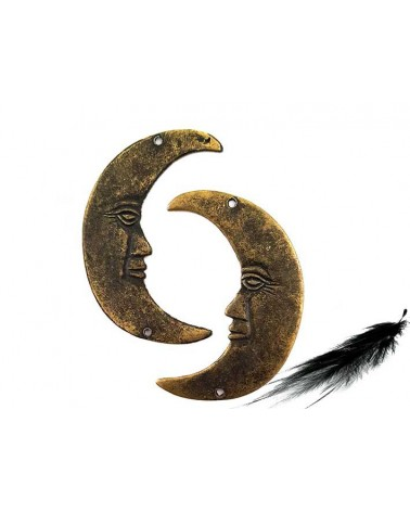 Grande Lune Intercalaire bronze x1