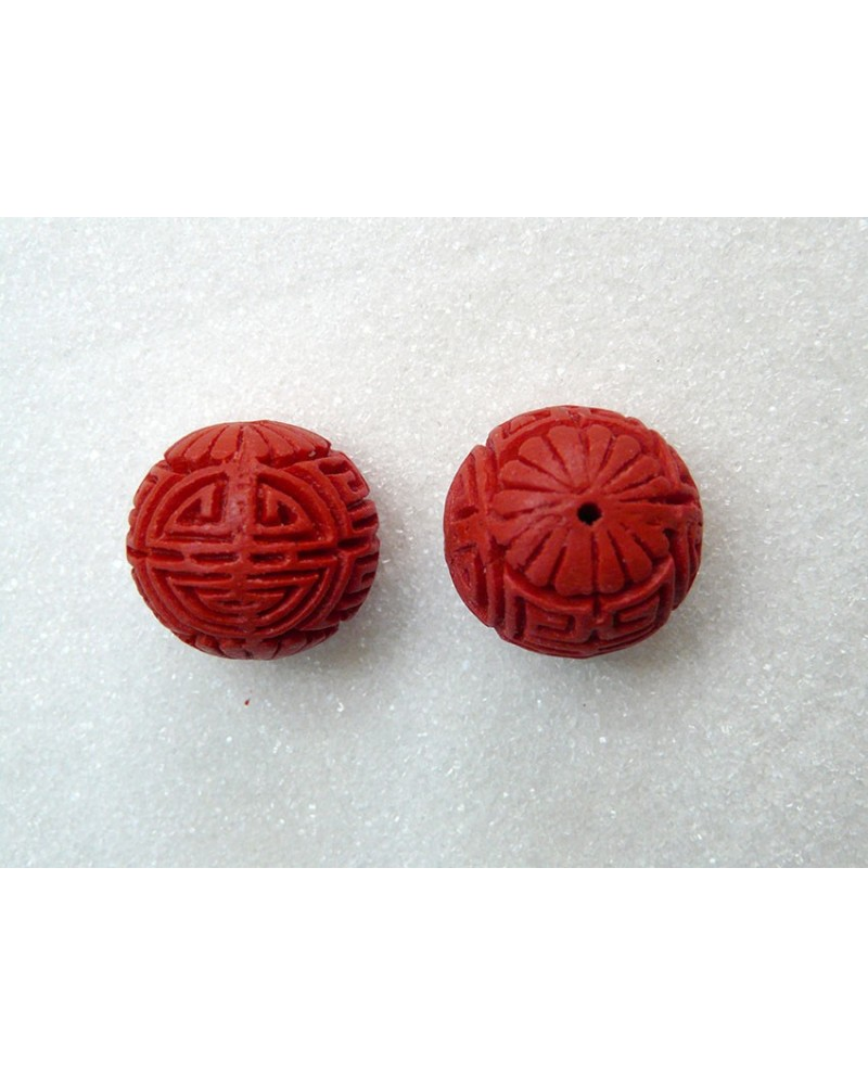 Grosse-perle-24mm-imitation-cinabre-rouge