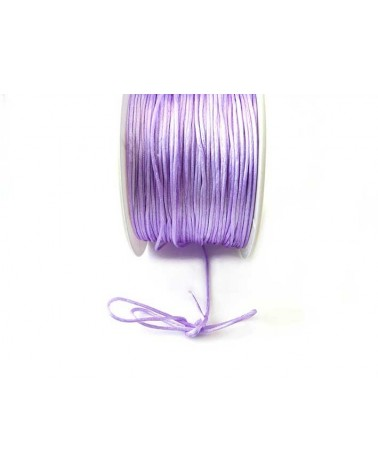 Queue de rat 1.2mm violet x 2.5 mètres