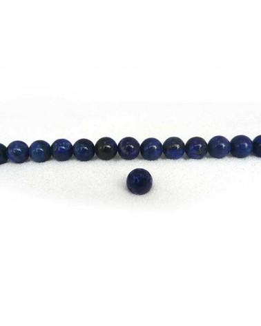 Lapis-lazuli 6mm X 15