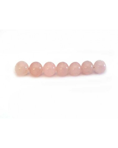Quartz rose 6mm X 15