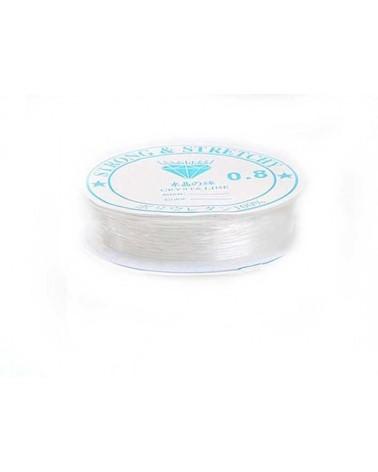 fil élastique crystaline 0.8mm
