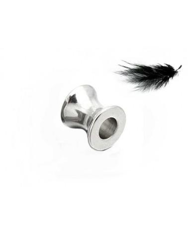 Yoyo perle 8x8mm acier inox X1