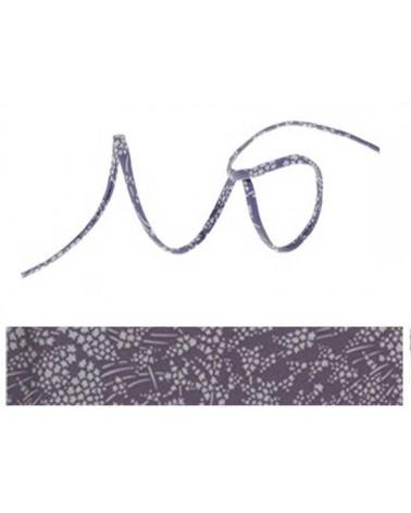 Cordon tissu liberty Whispering stars x 20cm