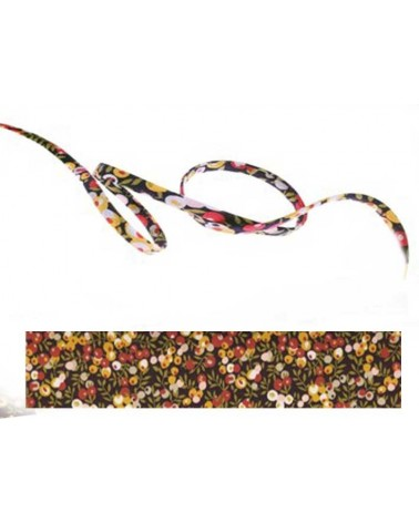 Cordon tissu liberty Wiltshire september x 20cm