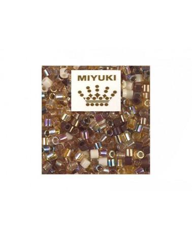 Mix Délica Miyuki 11-0 Golden Grains x2g