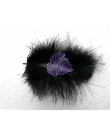 feuille acrylique violet givre 22mm x1