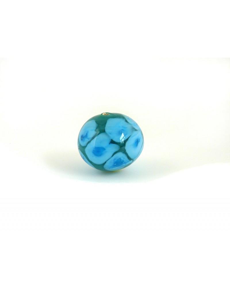 Magali CANAL  Perle en verre, filée à la main
