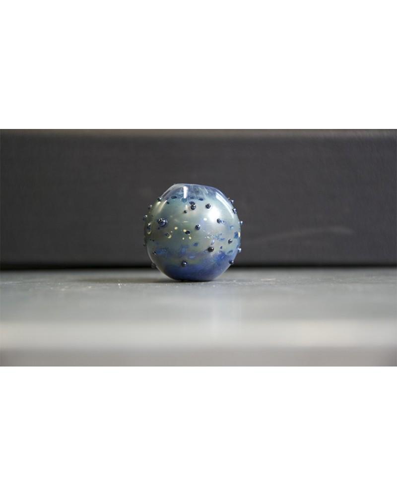 Magali CANAL  Perle en verre soufflée à la flamme N°6