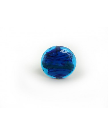 Magali CANAL Perle en verre filé N°16