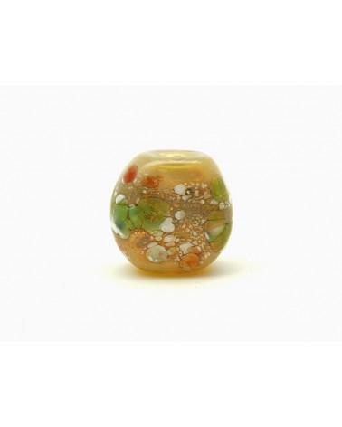 Magali CANAL   Perle en verre filé N°7