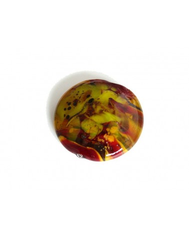 Magali CANAL   Perle en verre filé N°17