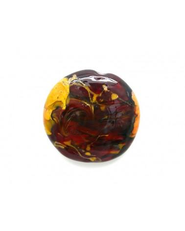 Magali CANAL Perle en verre filé N°12