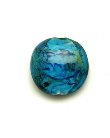 Magali CANAL   Perle en verre filé N°15