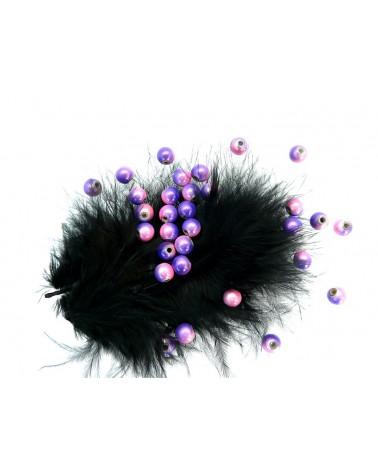 Perle-magique-6mm-bicolore-rose-violet