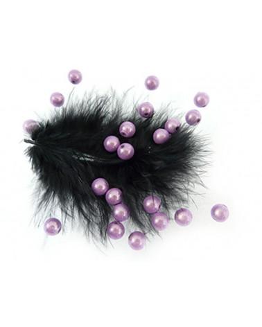 Perles magiques 6mm Violet 1 lilas par 25 ou 150