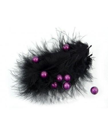 Perles magiques 6mm Violet 3 foncé   par 25 ou 150
