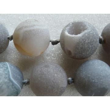 Géode perle