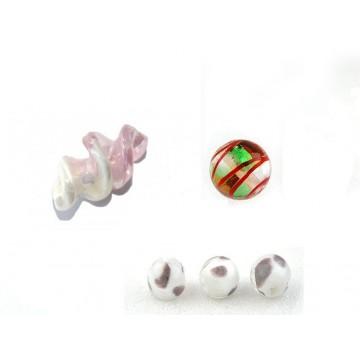 Autres perles artisanales