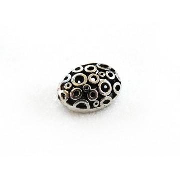 Perles métal diverses