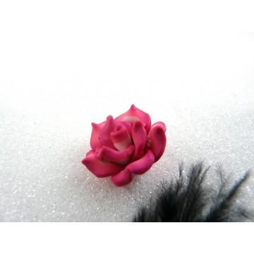 Fleurs/roses fimo